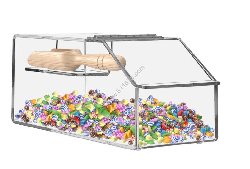 Acrylic candy bins wholesale