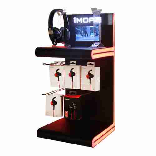 Fashion custom headphones display stand