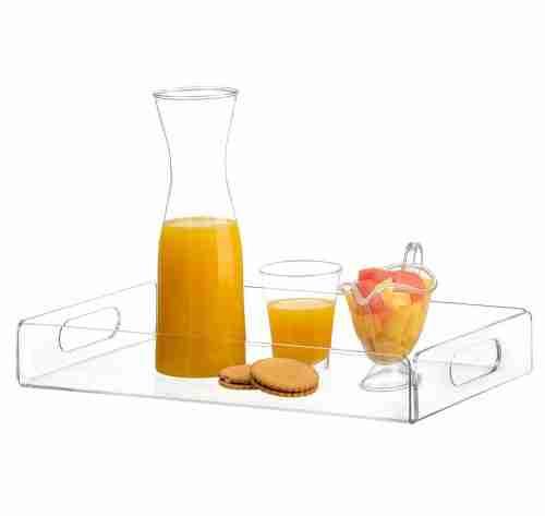 Clear acrylic tray wholesale
