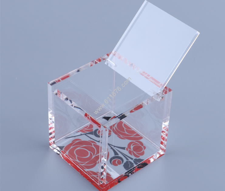 Custom size acrylic box