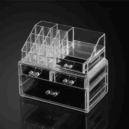 plastic organizer boxes for crafts