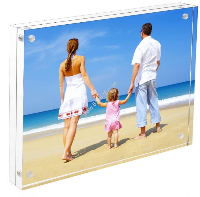 8x10 acrylic frame