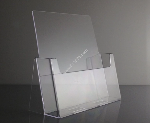 Acrylic brochure holders 8.5 x 11