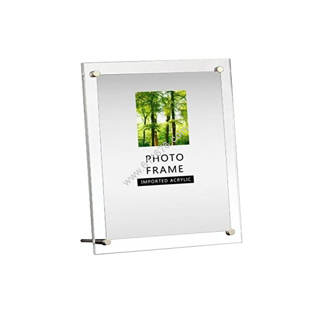 Acrylic picture frames 8x10