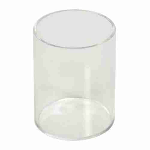 Clear Acrylic Stand Round Plinth