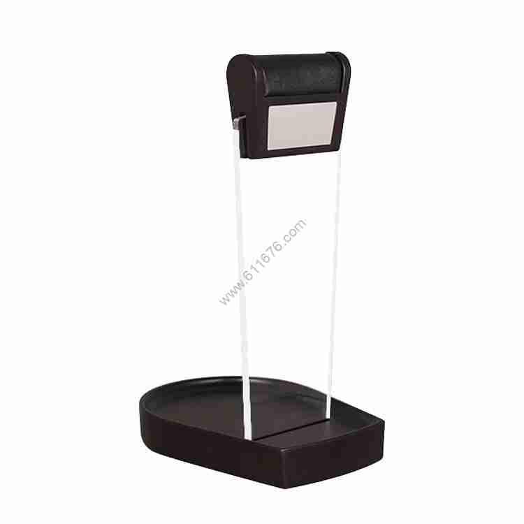Simple style headphone display stand