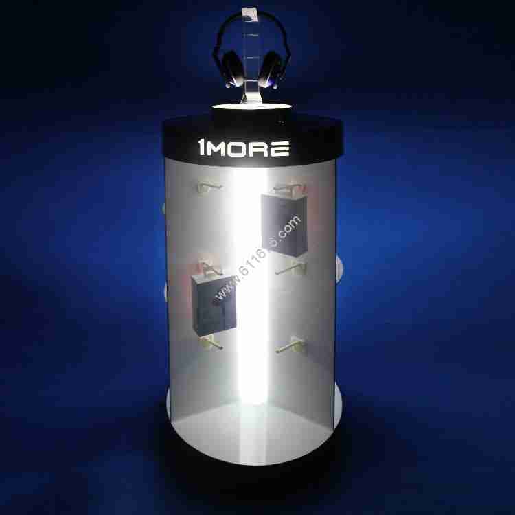 Headphones acrylic display stand