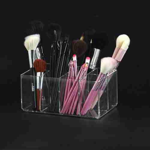 Custom brush storage box