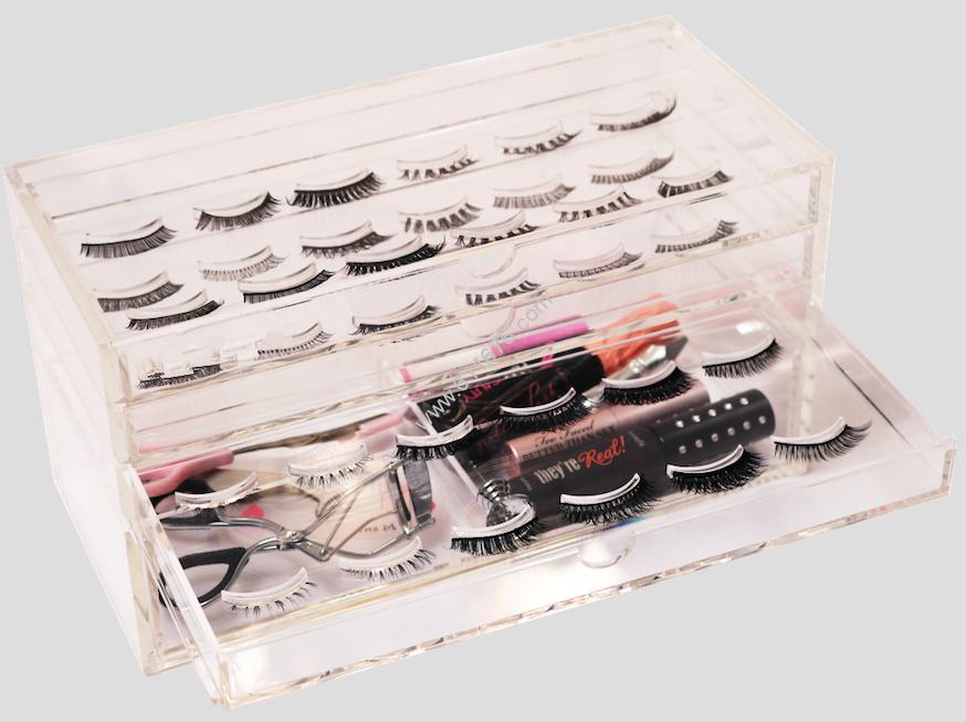 Acrylic Custom Made Eyelash Box
