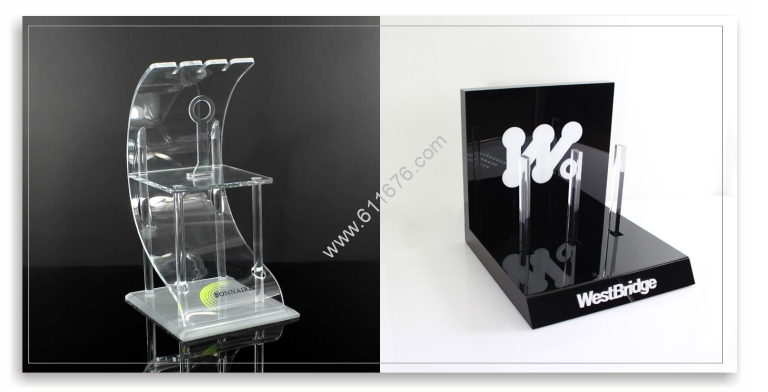 Wholesale Acrylic Eyewear Window Display Rack