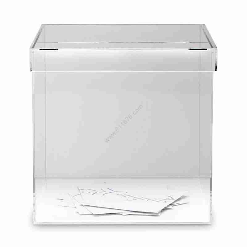 Acrylic box 10x10