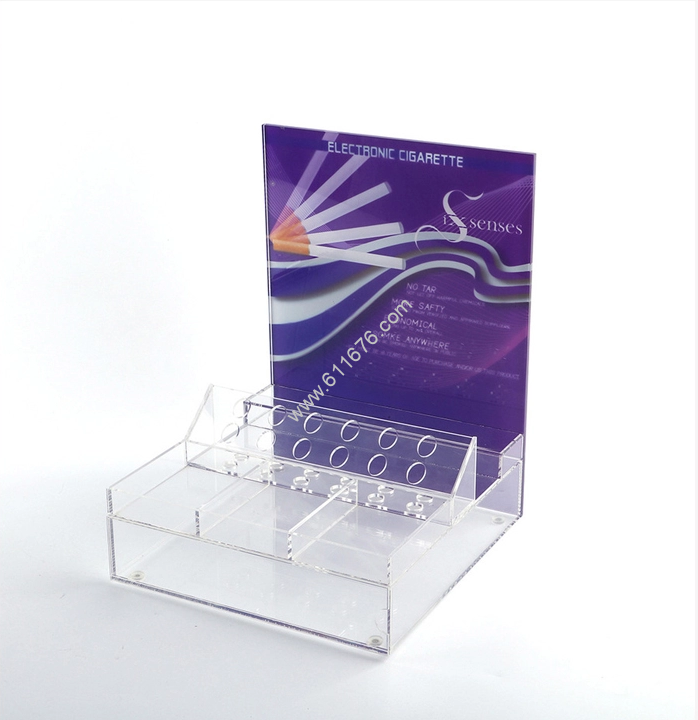 Acrylic display case wholesale