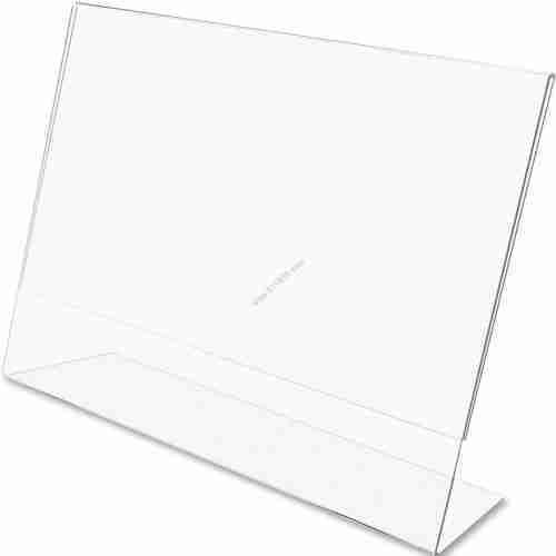5×7 Acrylic Brochure Stand