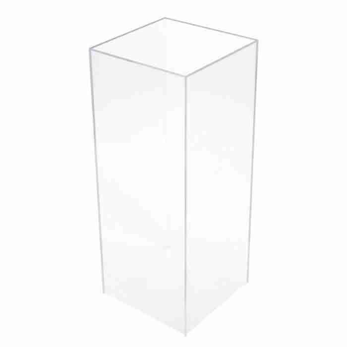Wholesale Acrylic Plinth,acrylic Plinth Manufacturer