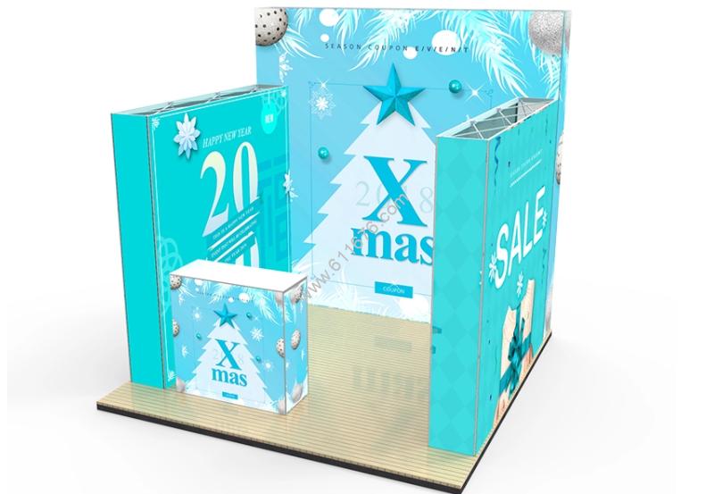 Custom acrylic pop displays