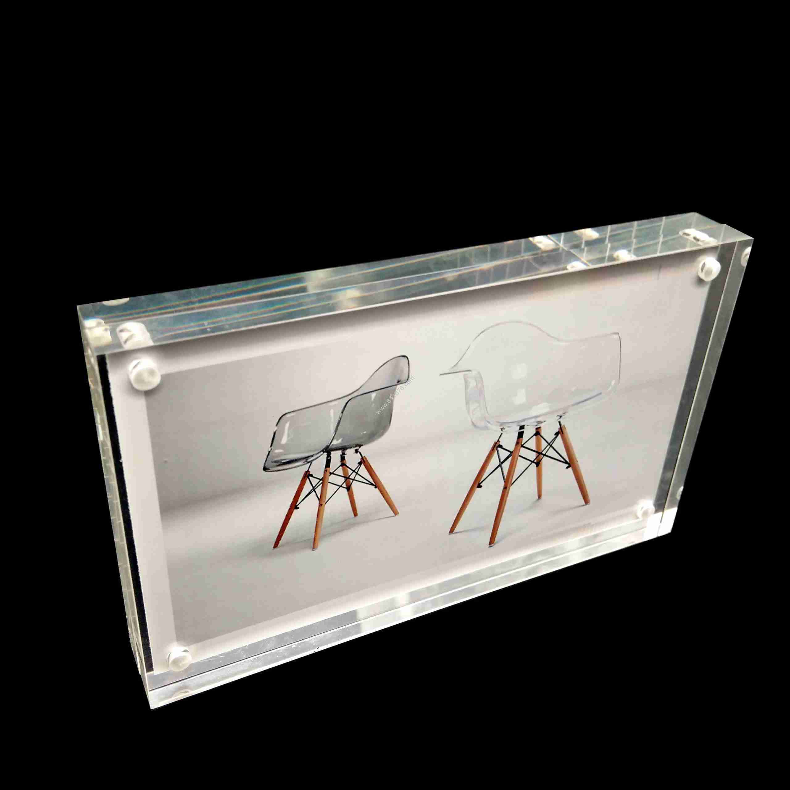 Unique charm of acrylic display stand