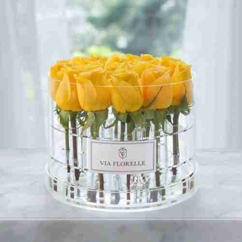 Perspex flower box wholesale