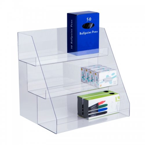 perspex retail display