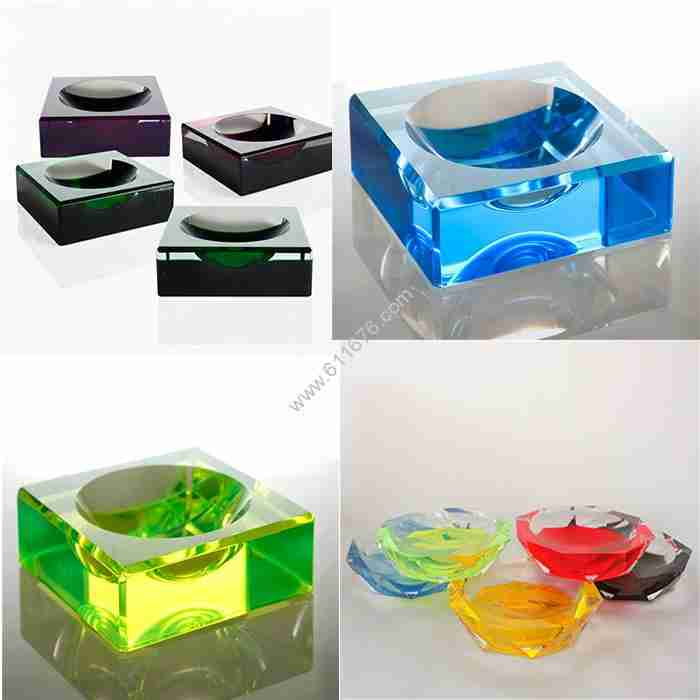 Colored acrylic trays wholesale