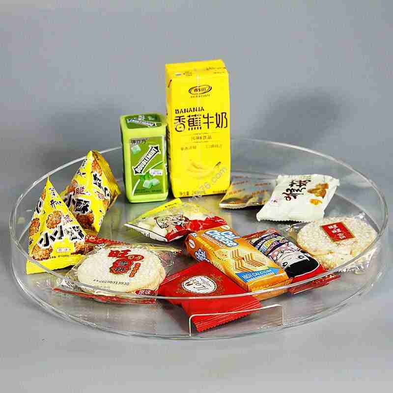 Gold Supplier Different Color Acrylic Tray