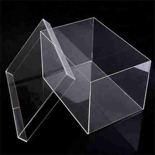 Clear Acrylic Shoe Box Wholesale