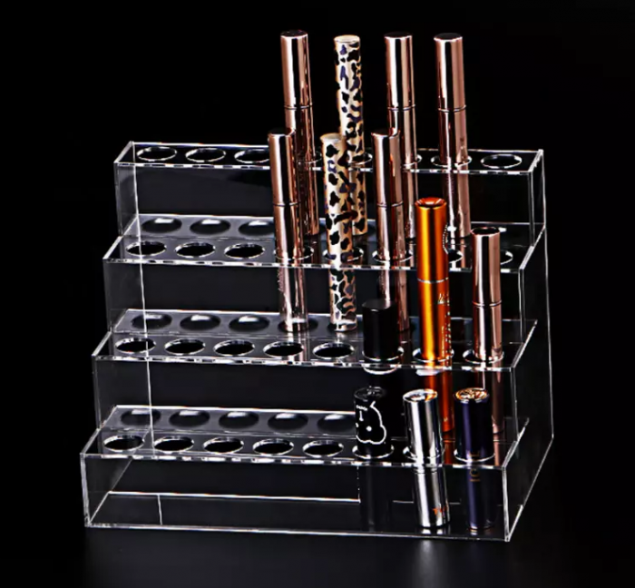 Custom Acrylic lipstick display stand