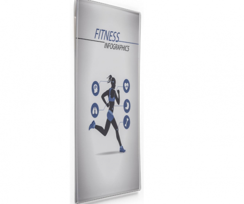 11x17 acrylic sign holder