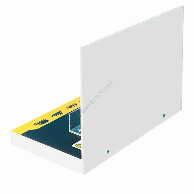 Acrylic power display stand