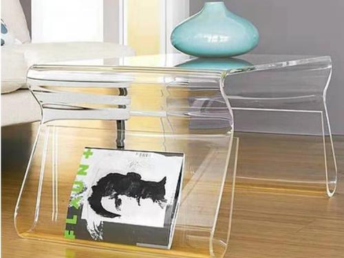 Custom acrylic table top suppliers