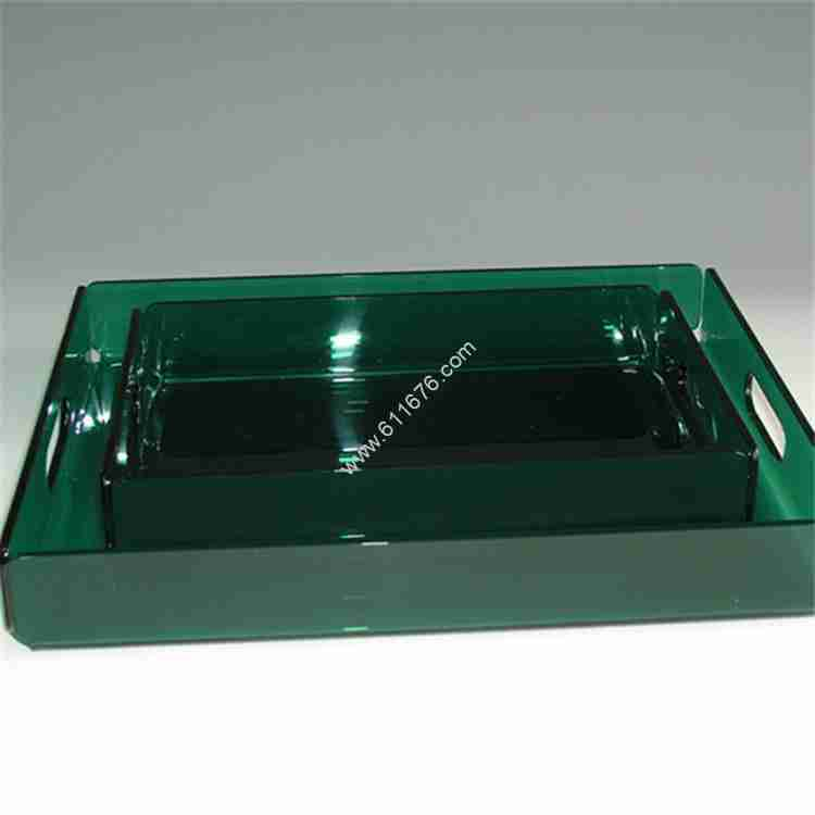 Gold Supplier Factory Price Wholesale Acrylic Tray