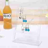 Acrylic earring display