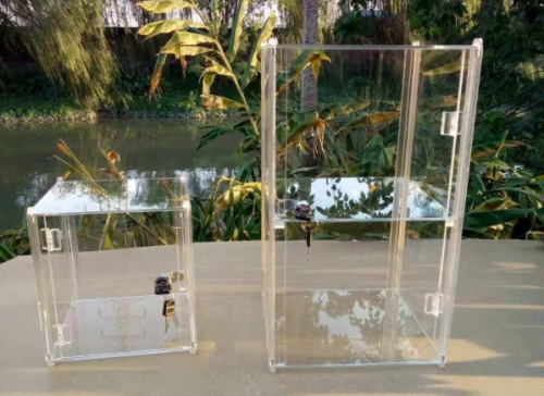 4 x 6 acrylic tabletop displayette manufacturer