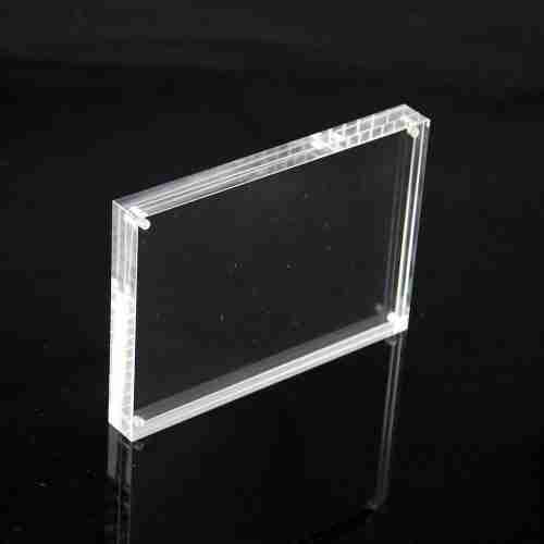 Acrylic photo frames wholesale