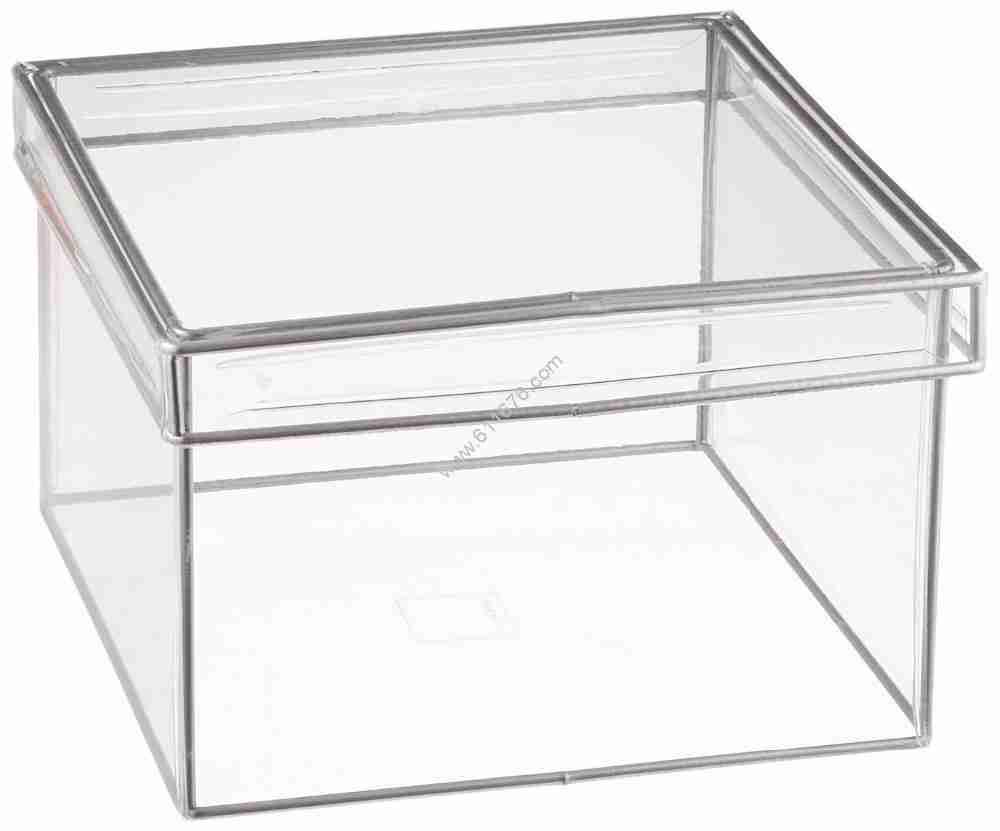 Acrylic box with lid wholesale