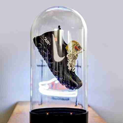 Transparent Acrylic Shoe Box