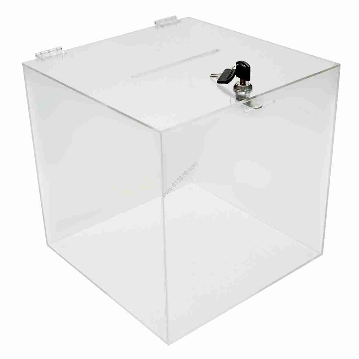 Factory Supply Clear Acrylic Display Box