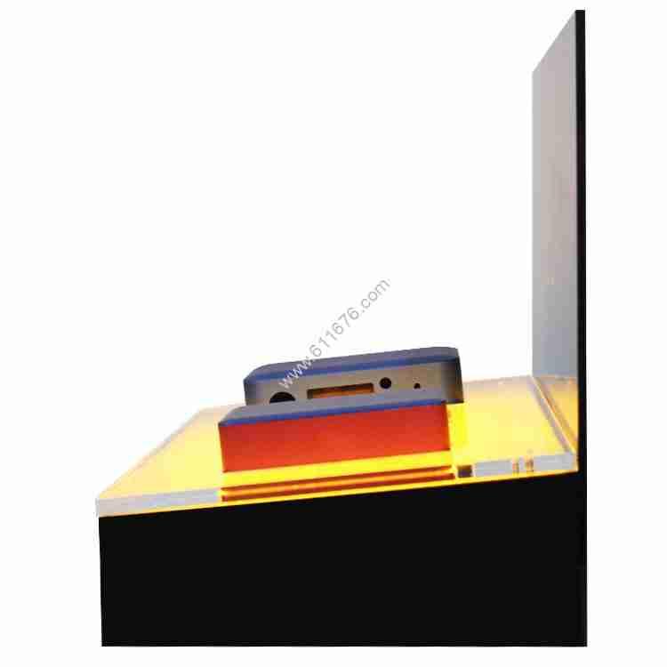 Electronic cigarette acrylic display stand