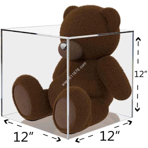 Acrylic box 12x12x12