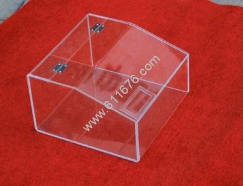 How to choose high quality acrylic food box?