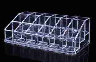 How much does the temperature affect the acrylic box?