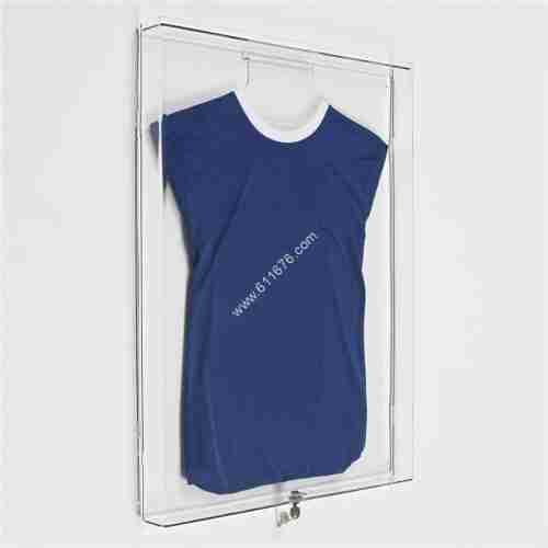 Plexiglass T Shirt Display Box