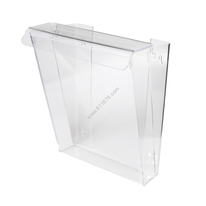 Acrylic Outdoor Leaflet Holder